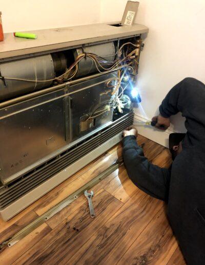 Heating Service Tech