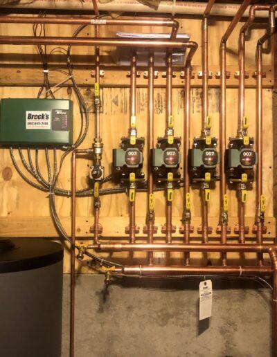 Heating System Installation