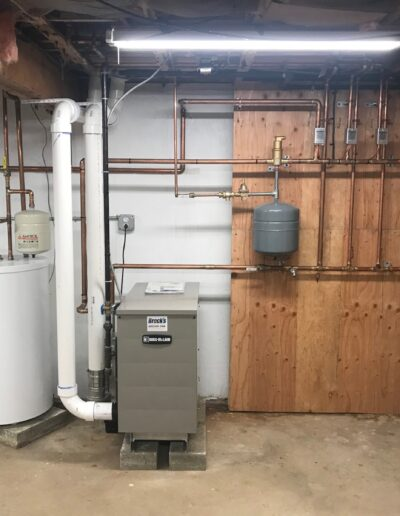 New Construction Furnace Installations