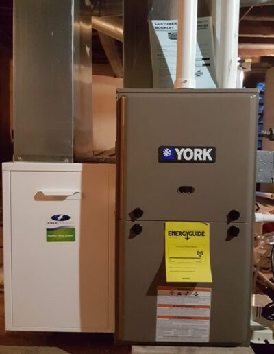 New Furnace Install