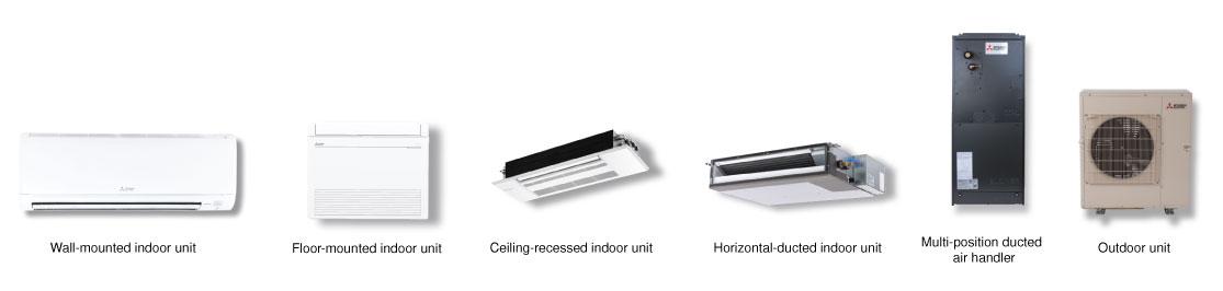 Mitsubishi HVAC Solutions
